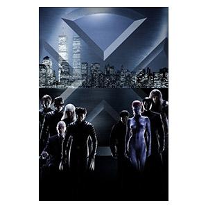 X-Men. Размер: 30 х 45 см